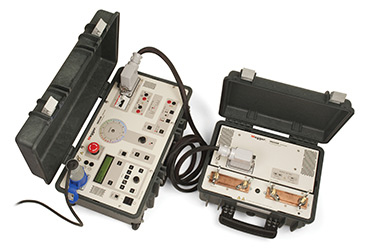 High Voltage Test Equipment Hire