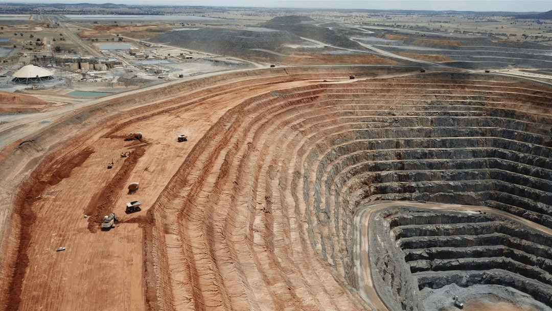 ECM – West Wyalong Cowal Gold mine, New South Wales