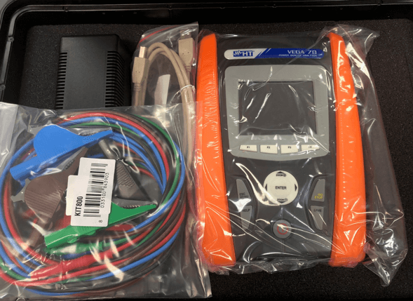 Power Meters Three Phase Power Analyser – HT Italia Vega 78