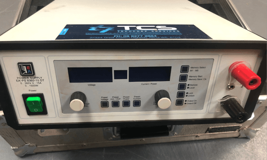 Power Supplies and Variac - DC Power Supply - Elektro-Automatik