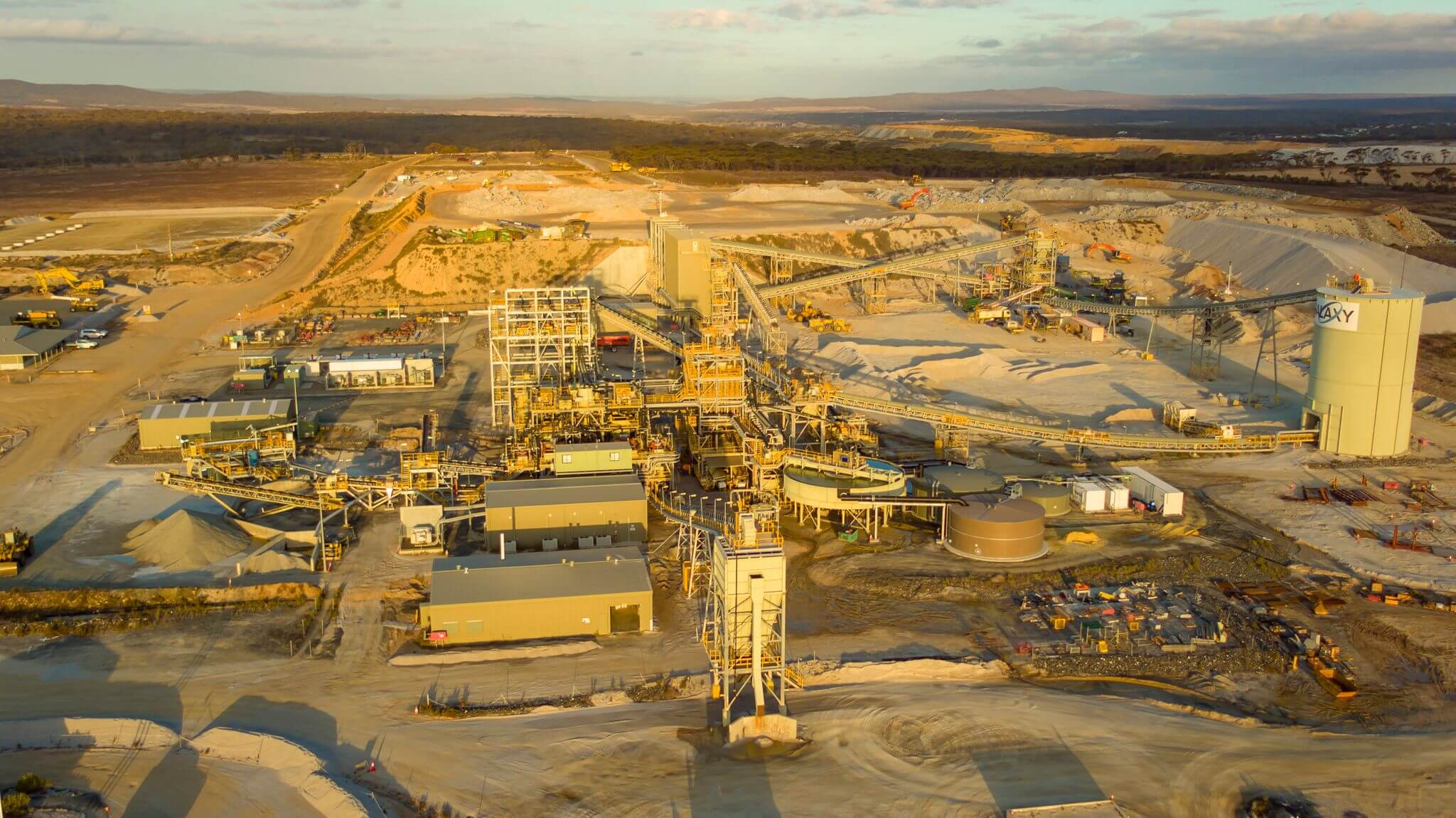 Primero Group, Bald Hill Lithium mine WA