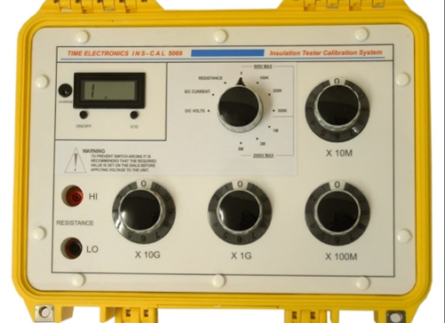 Time Electronics 5069 – Insulation Calibrator