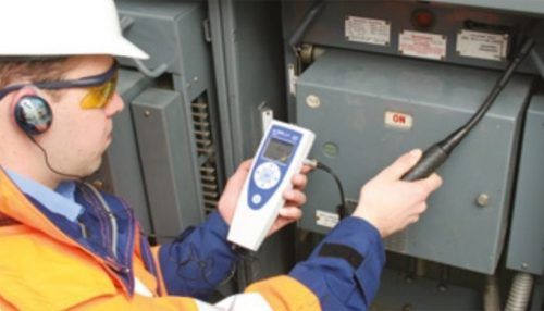 PD TESTING ULTRATEV PLUS PARTIAL DISCHARGE DETECTOR