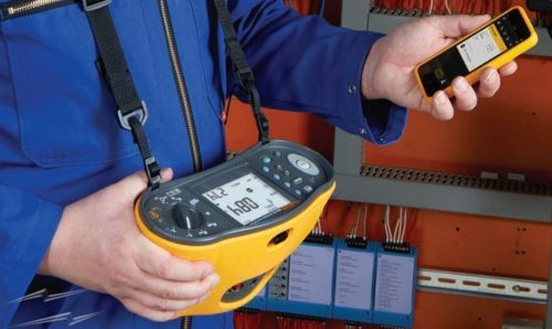 FLUKE MULTIFUNCTION TESTER 1660 - 1662