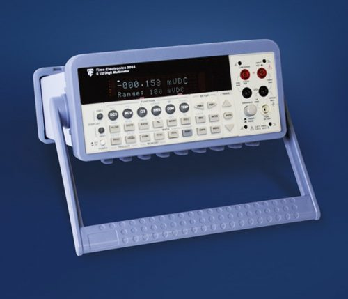 TIME ELECTRONICS 5065 6 ´ DIGITAL MULTIMETERS CALIBRATOR