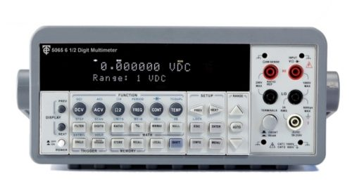TIME ELECTRONICS 5065 6 ´ DIGITAL MULTIMETERS CALIBRATOR