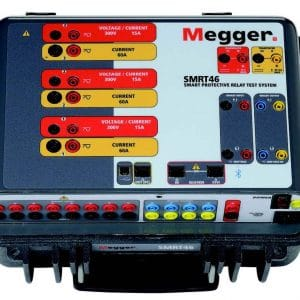 Megger SMRT Secondary Injection Set