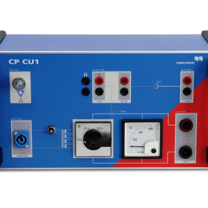 Earth Testing – Omicron CP CU1 Step and Touch Kit
