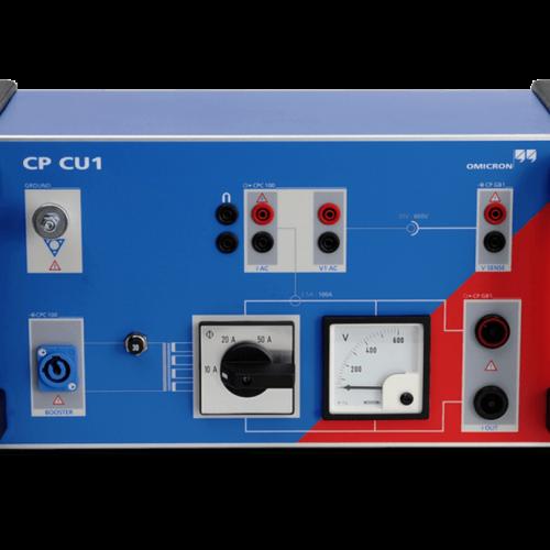 EARTH TESTING OMICRON CP CU1