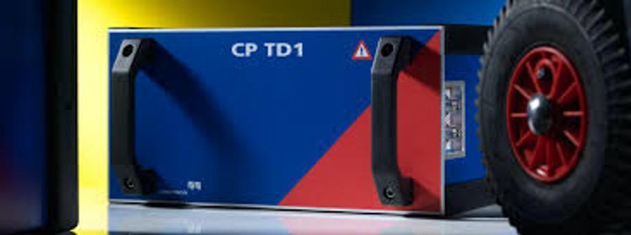 Transformer Test Equipment Omicron Td1 Tan Delta