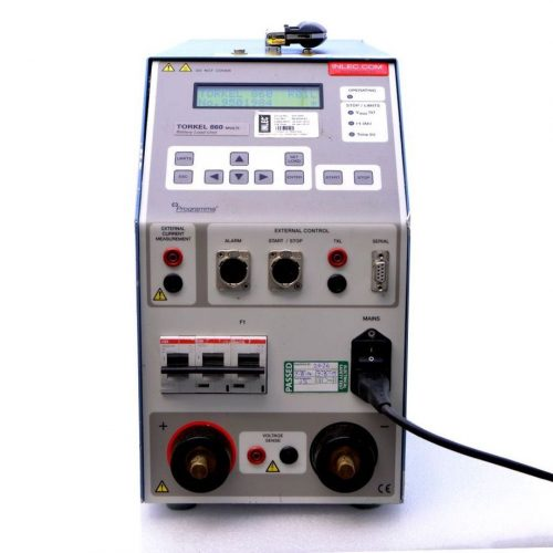 Megger Torkel 860 Battery discharge Tester