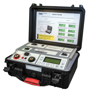 Contact Resistance Tester – DV Power RMO 200G