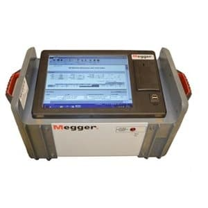 Megger Winding analyser MWA 330A : 3-PHASE RATIO AND WINDING RESISTANCE ANALYZER